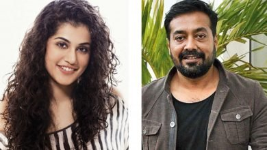 Income Tax Raids at the Houses of Anurag Kashyap and Taapsee Pannu
