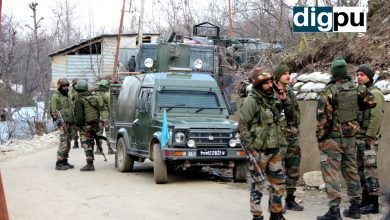 LeT suffers a major setback in J&K's Shopian as four militants killed - Digpu News