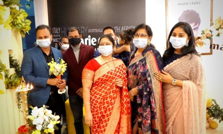 Marie Claire Paris Launches its sixth Salon in Hyderabad - Digpu News