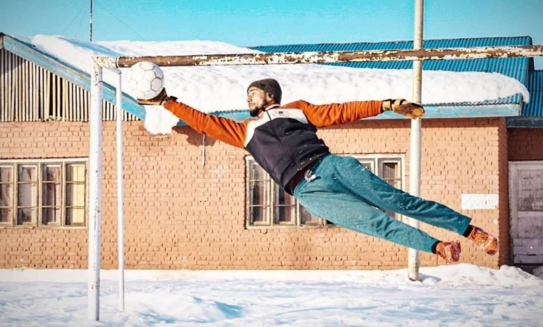 Meet Sanan Iqbal, the first player of Real Kashmir FC from south Kashmir - Digpu News