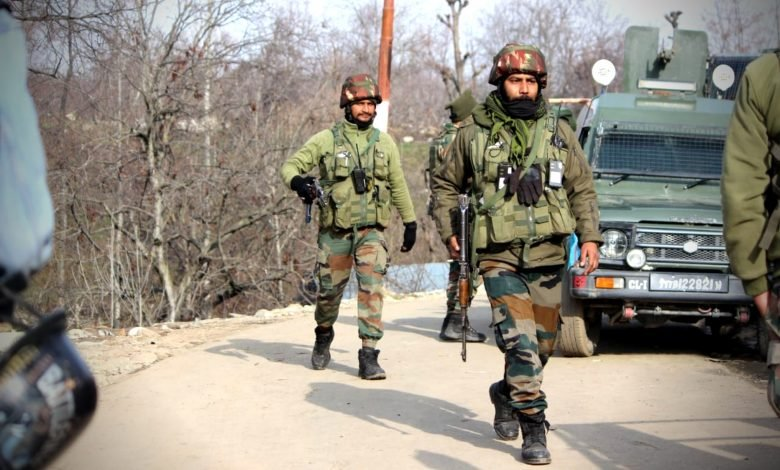 Militant killed during gunfight in southern Kashmirs Shopian - Digpu News