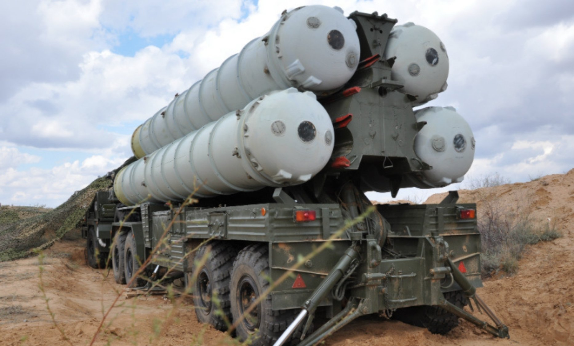 S400 Russian Missile Features