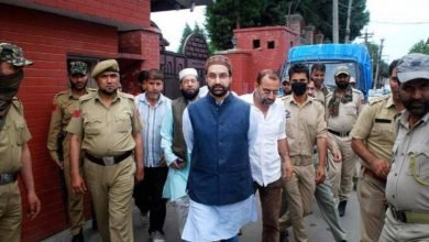 Hurriyat (M) chief Umar Farooq released from 20-month-long house arrest - Digpu News
