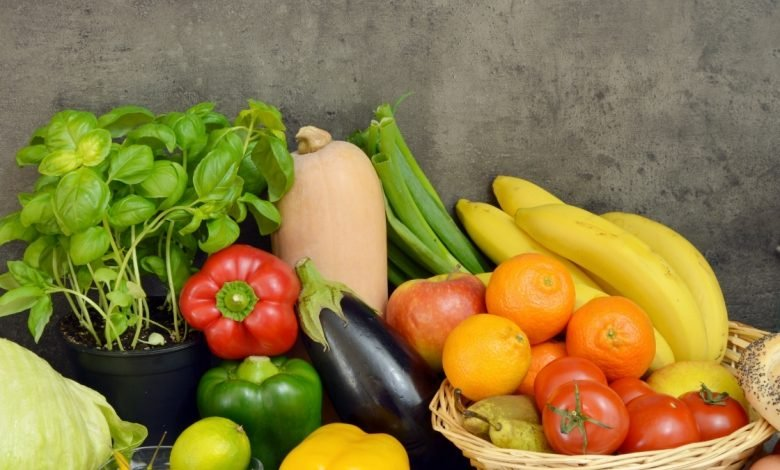 Including 2 fruit and 3 vegetable servings may lead to longer life