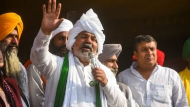 Rakesh Tikait asserts farmer protest to continue for long