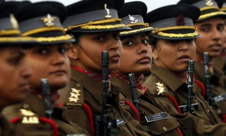 Women officers in Indian army is the source of inspiration to many
