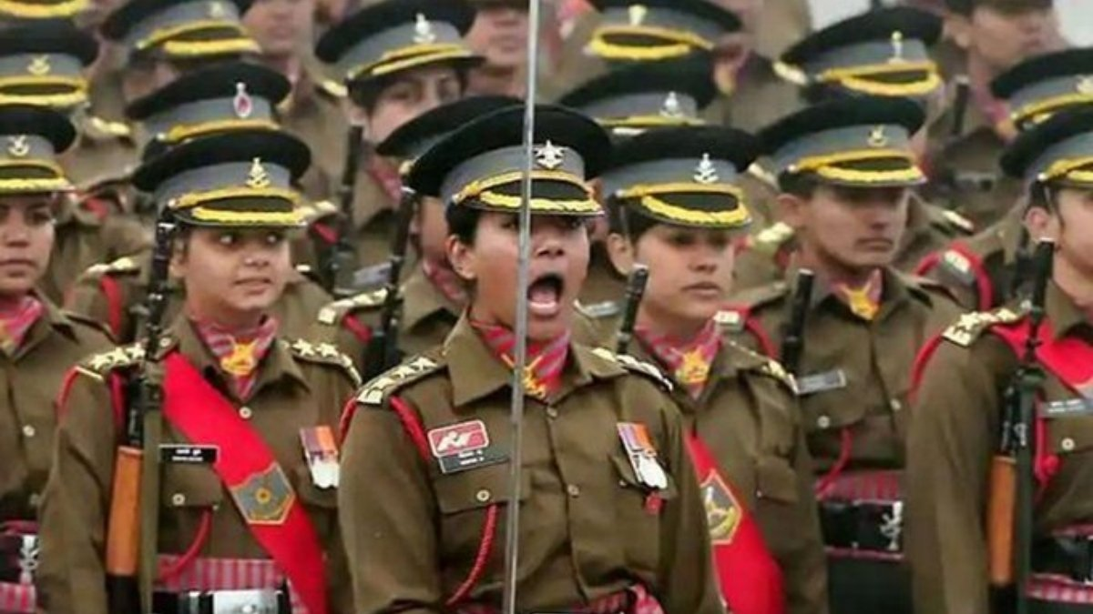 Women officers in the Indian army are inspirational; ready for Combat Roles