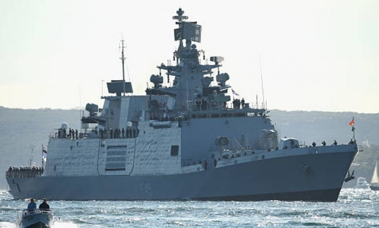 Indian Navy Ships to visit Bangladesh