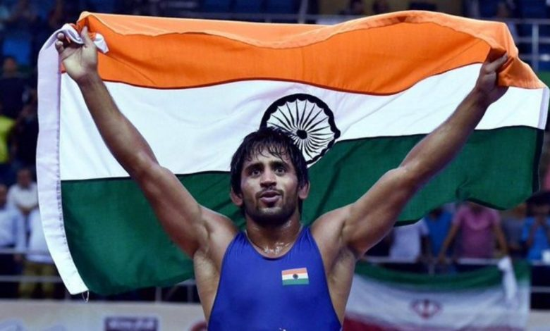Bajrang Punia becomes World No.1 after bagging gold in Rome