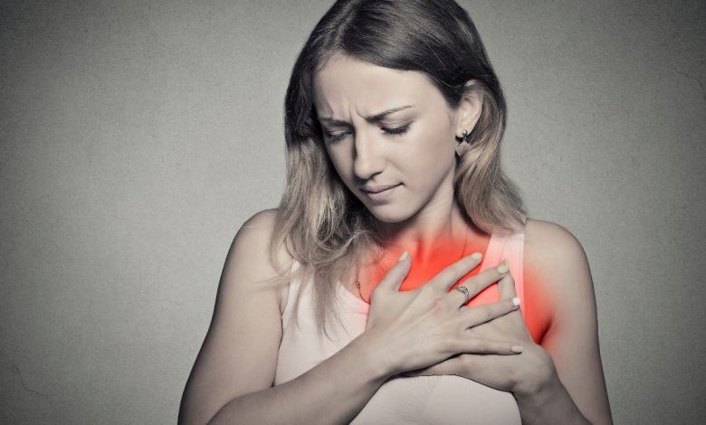 Heart attack cases reported more frequently in women than men