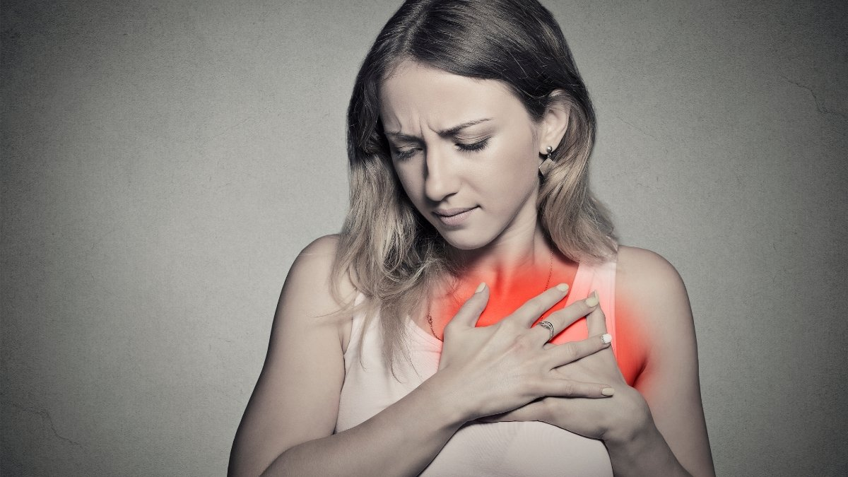 Cardiac arrest / Heart attack cases reported more frequently in women than men
