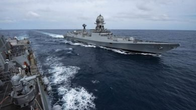INS Jalashwa arrives in Comoros with 1,000 metric tonne rice
