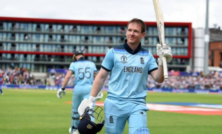 Eoin Morgan becomes first England cricketer to play 100 T20Is