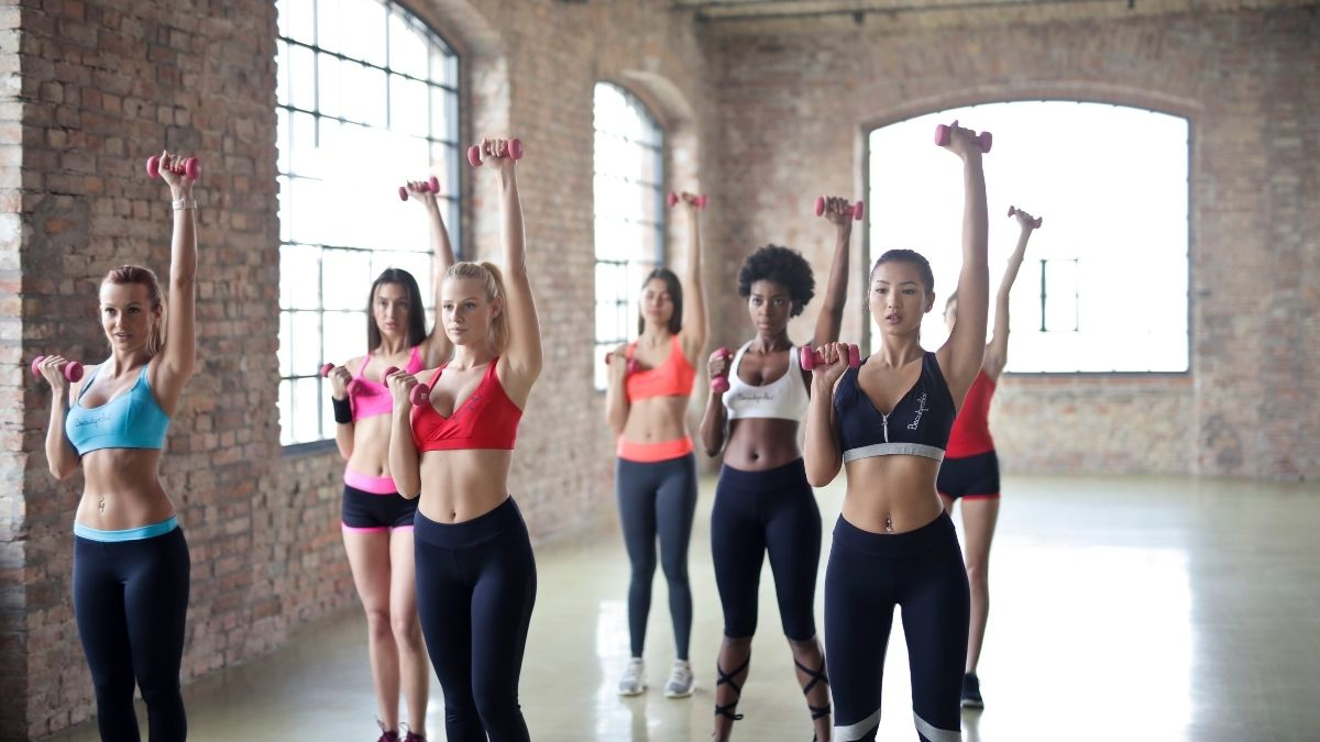 Fitness leads to better burning of fat