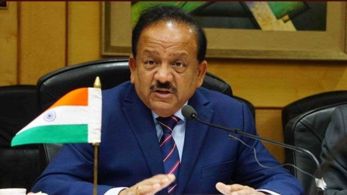 Harsh Vardhan appointed as Chairman of 'Stop TB Partnership Board'