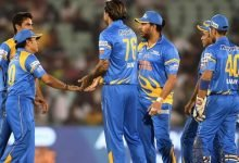 Road Safety World Series: All-round India Legends storm into final