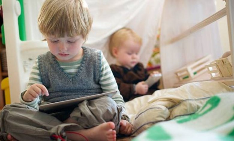 Use of extensive electronic media links to emotional, behavioural issues in preschoolers