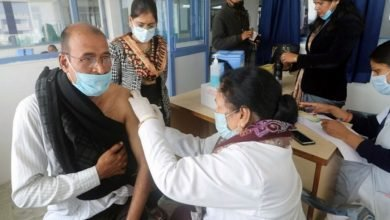 COVID-19 vaccination camps set up for protesting farmers