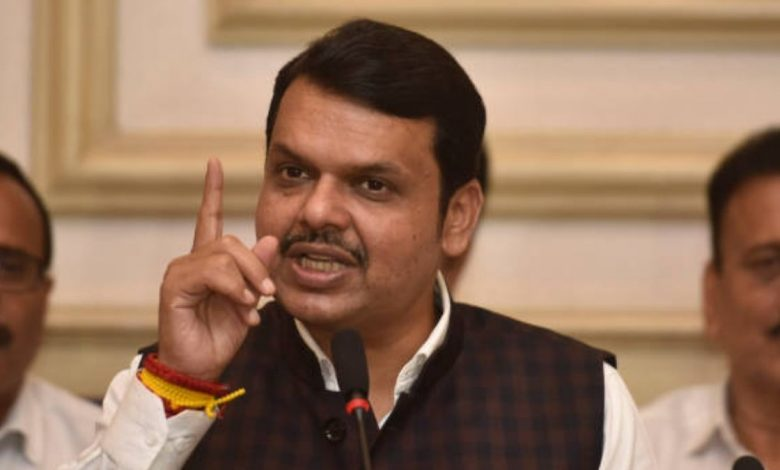 Why was API Sachin Waze reappointed, asks Devendra Fadnavis