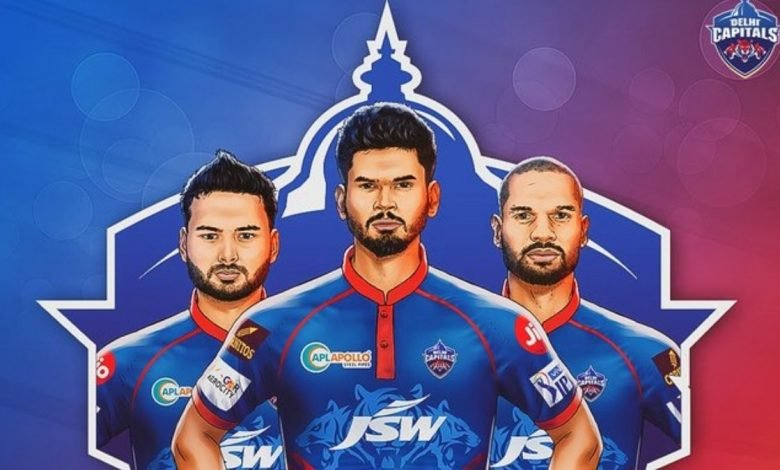 Delhi Capitals launch jersey for upcoming IPL season