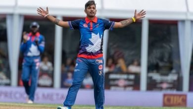 Worcestershire sign Lamichhane for Vitality T20 Blast