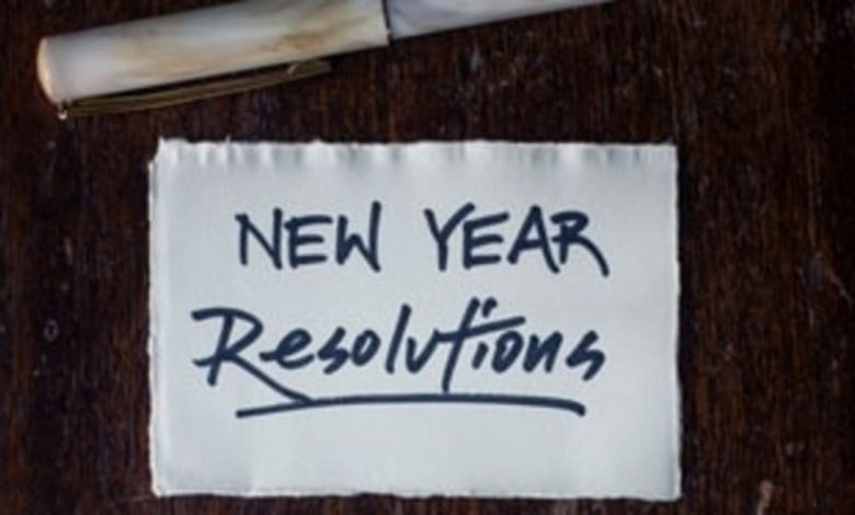As per the study, most people fail on their New Year resolutions