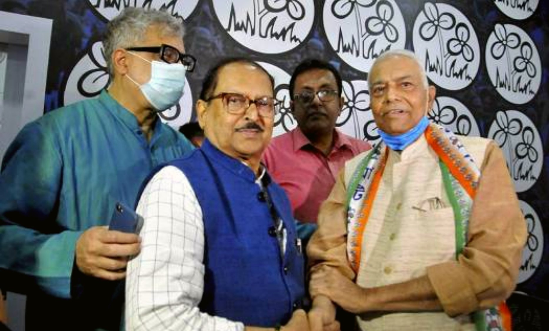 Yashwant Sinha Joined TMC – Is It Really That Simple? Opinion by Digpu News