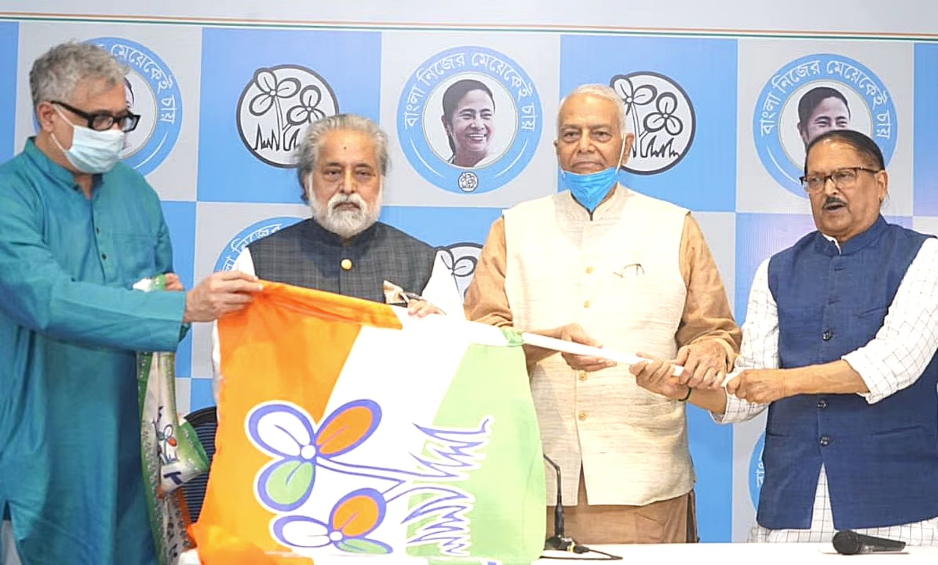 Yashwant Sinha Joined TMC – Is It Really That Simple?