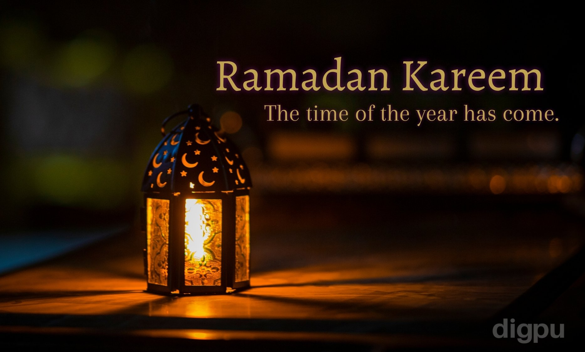 Month-long fasting to begin tomorrow as Ramadan crescent moon sighted in Kashmir - Digpu - Dilpaziir