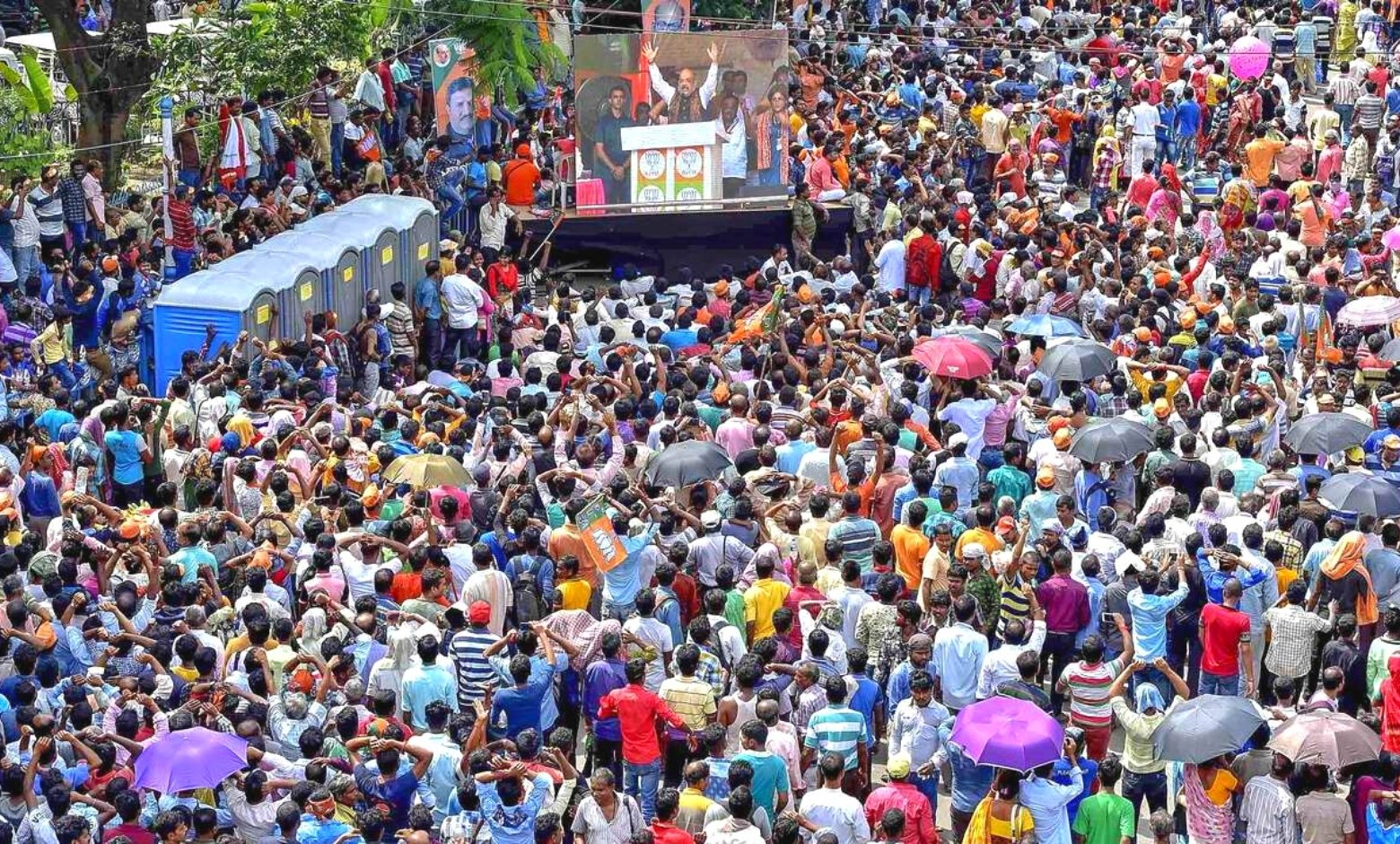 Election Rallies That Send the Second Wave of COVID-19 for a Toss