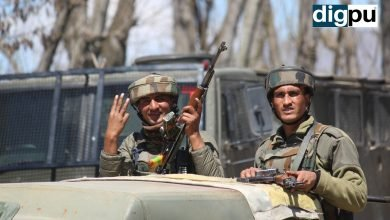 Seven militants, including AGuH chief, killed in South Kashmir - Digpu News