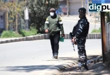 Strict Coronavirus-induced lockdown imposed in southern Kashmir's Pulwama - COVID-19 Digpu News