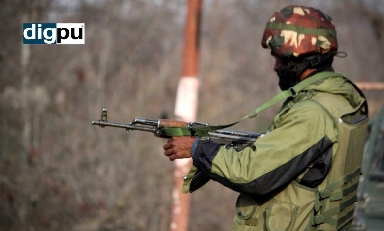 Two Hizbul Mujahideen militants killed in gun battle in Shopian - Digpu News