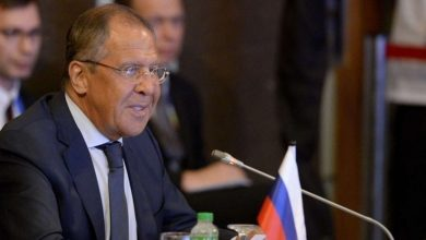 'No' military alliance with China, says Russian Foreign Minister