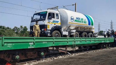 Covid-19: First 'Oxygen Express' rakes leave from Mumbai region to Vizag
