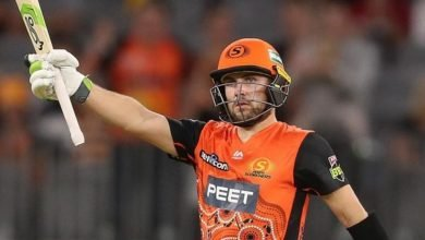 Leicestershire sign Josh Inglis for the 2021 T20 Blast
