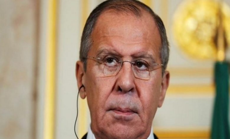 Russian foreign minister Sergey Lavrov arrives in India today