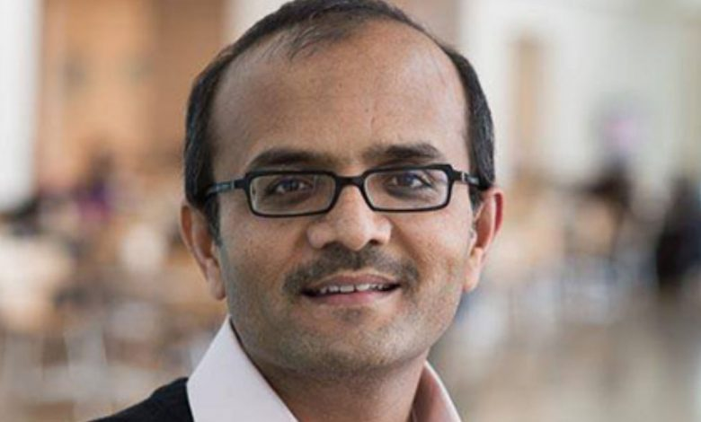 Chintan Vaishnav appointed as Mission Director of Atal Innovation Mission