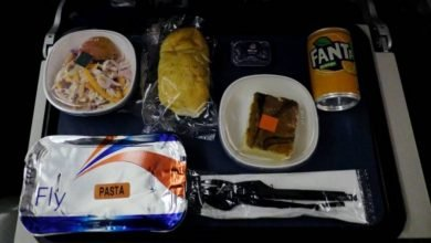 No meals on flights with a duration of less than 2 hours: Govt