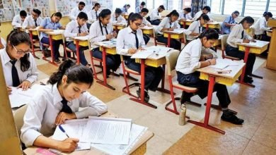 CBSE 10th board exam cancelled, 12th exam postponed