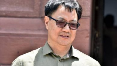 Kiren Rijiju to inaugurate ITBP's Water Sports and Adventure Institute