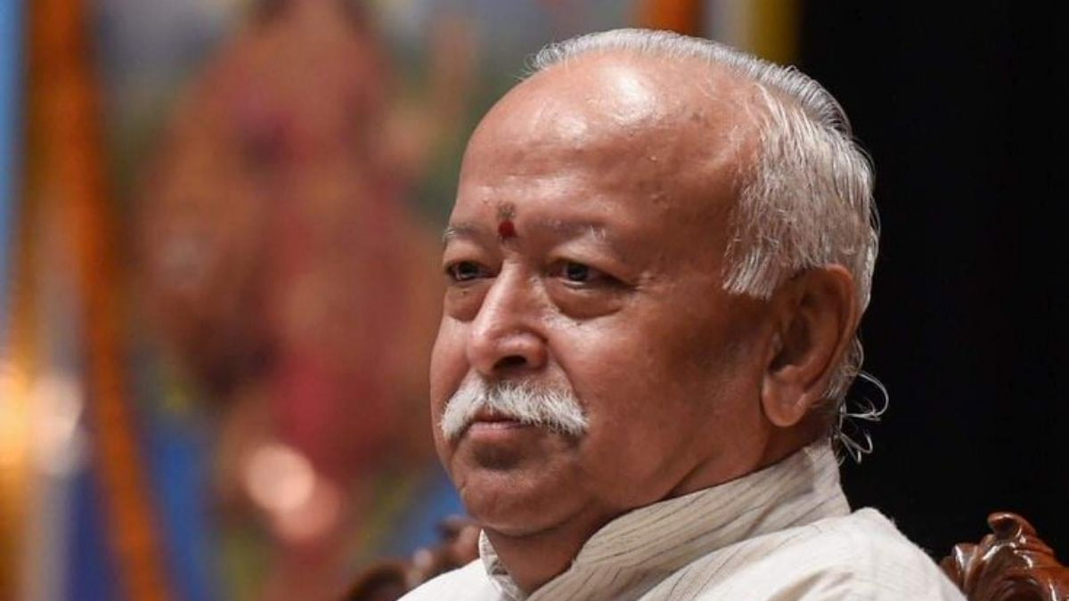 Mohan Bhagwat discharged from hospital in Nagpur