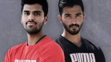 PUMA India signs Washington Sundar, Devdutt Padikkal