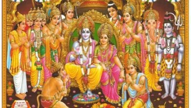 Amit Shah, Rajnath, and other leaders extend Ram Navami greetings