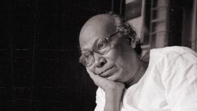 Bengali poet Shankha Ghosh has passed away at age of 89