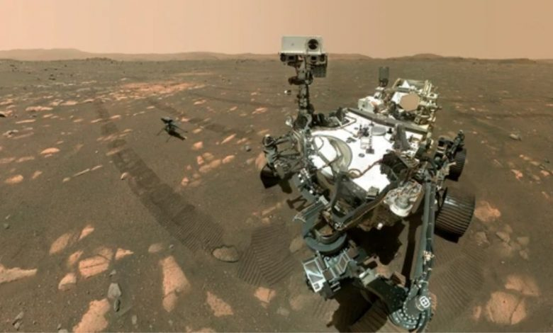 NASA's Perseverance Mars rover extracts first oxygen from Red Planet