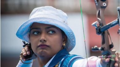 India women's recurve team wins gold in Archery World Cup