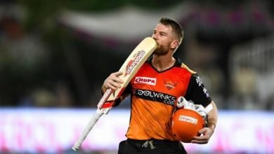 David Warner becomes the first batsman to smash 50th fifty in IPL