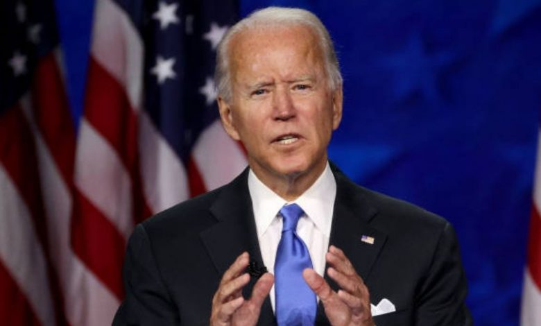Biden says every adult in US eligible for Covid-19 vaccination