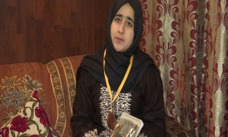 22-year-old J-K author Soliha Shabir adds her name to India's World Records